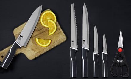 Set di forbici e coltelli Bergner