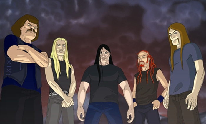 God Bless America Tour - Fourth Ward: $29 for a Dethklok and Lamb of God Bless America Tour Package on August 24 at 7 p.m. (Up to $58 Value)