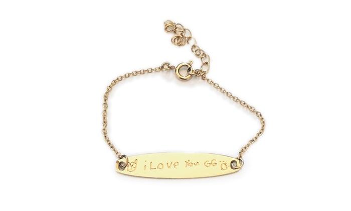 JEWELRYuDESiGN: Jewelry U Design Custom Bar Bracelet