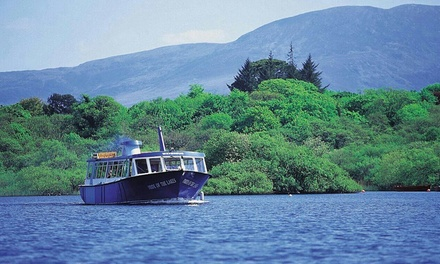 Killarney Waterbus Tour for Up to Two Adults and Three Children at Killarney Lake Tours (Up to 34% Off)