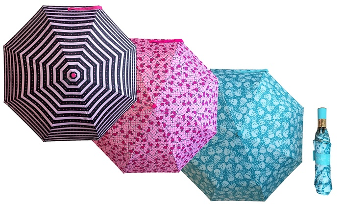1788f21a3 Betsey Johnson Fun Umbrella | Groupon Goods