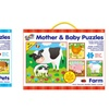 Mother and Baby Matching Puzzles for Infants