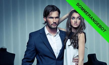 Herren- oder Damenhaarschnitt, opt. mit Farbe, Tönung oder Highlights für Sie, bei my hair & beauty (bis zu 54% sparen*)