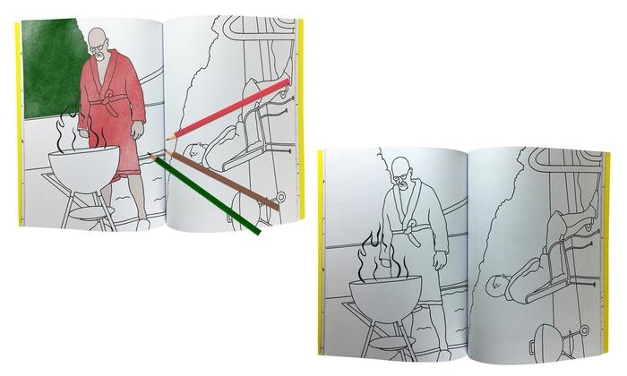 Breaking Bad Coloring Book