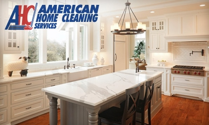 American Home Cleaning Services - Piedmont Triad: $30 for a Professional Cleaning of Three Rooms from American Home Cleaning Services ($129 Value)