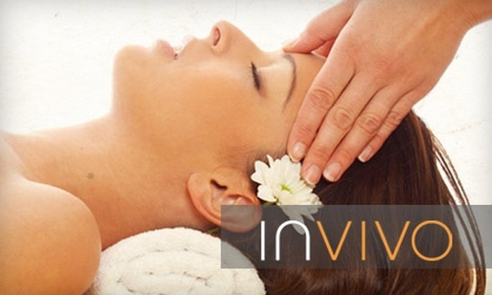 Invivo Wellness - Riverwest: $50 for a One-Hour Signature Massage at Invivo Wellness