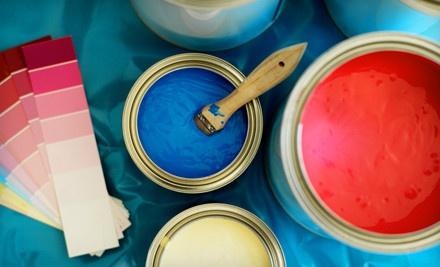 $40 Groupon to Flanagan Paint & Supply Company - Flanagan Paint & Supply Company in St. Louis
