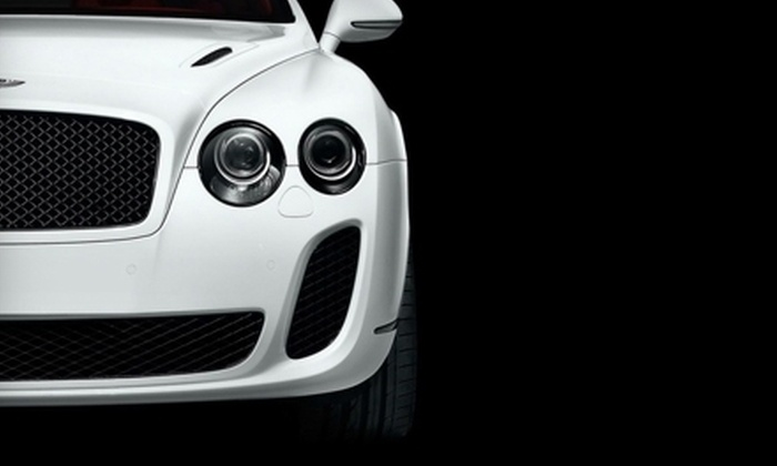 Go Dentless - Sudley: $75 for $150 Worth of Paintless Car Dent Removal at Go Dentless in Manassas