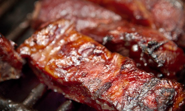 Lone Star Bar-B-Que - Fort Worth: $10 for $20 Worth of Barbecue Fare at Lone Star Bar-B-Que in Haltom City