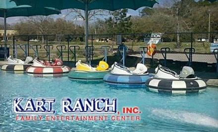 Kart Ranch Family Entertainment Center  - Kart Ranch Family Entertainment Center  in Lafayette