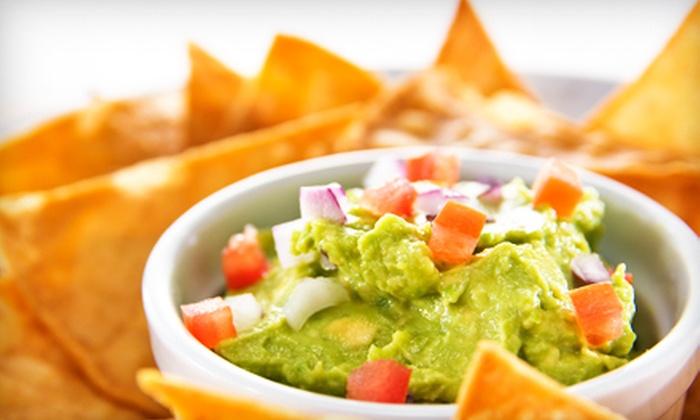 Nana's Kitchen - Continental Ranch: $10 for $20 Worth of Mexican Fare at Nana's Kitchen
