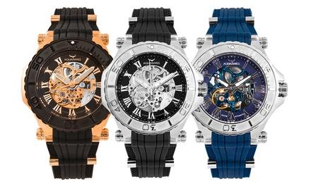 Orologio Automatico Aquaswiss Bolt G Impermeabile a 10 ATM, disponibile in diversi colori a 169,90 € (84% di sconto)
