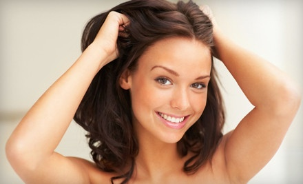 6 Laser Hair-Removal Treatments on an Extra-Small Area - Perceptions Image Boutique and Skin in Fair Oaks