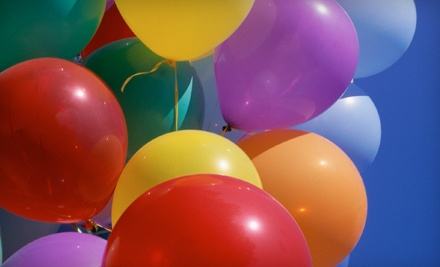 $30 Groupon - Balloons-A-Plenty in Wilmer