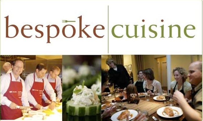 Bespoke - West Loop: $45 for a Bespoke Cooking Class (Normally $80)