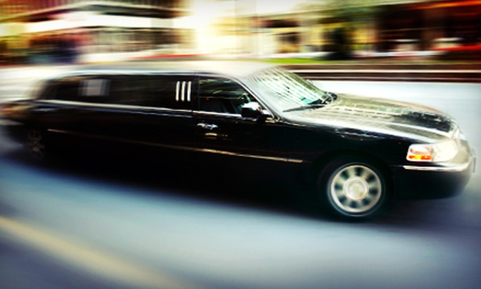 ASAP Limousine Service - Dallas: Roundtrip Airport Transportation for Four or Six from ASAP Limousine Service (Up to 65% Off)