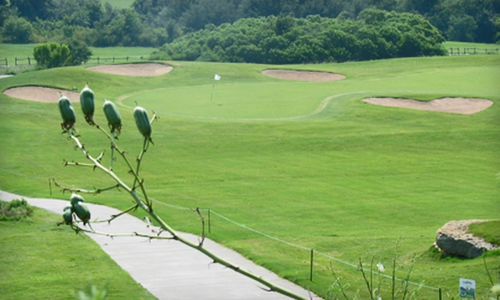 Canyon West Golf Club - Weatherford: Golf Outings for One, Two, or Four at Canyon West Golf Club in Weatherford