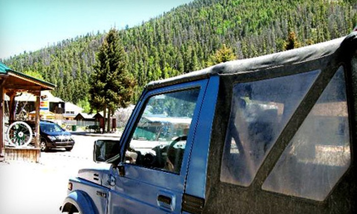 New Mexico Adventure Co. - Red River: Three-Hour Scenic Jeep Tour for Two or Four from New Mexico Adventure Co. in Red River (Up to 62% Off)