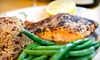 Phil & Derek's - Greenway/ Upper Kirby: Cajun Dinner for Two or Four or Cajun Buffet for Four or Six at Phil & Derek's (Up to 52% Off)