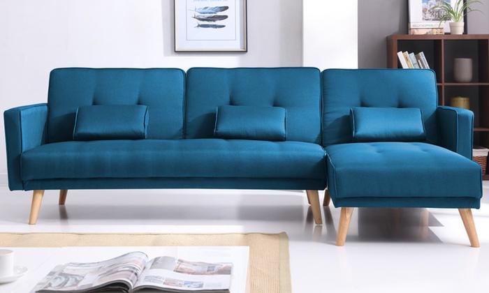 bobochic ecksofa helly groupon. Black Bedroom Furniture Sets. Home Design Ideas