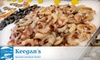 Keegan's Seafood Market - Anderson: $15 for $30 Worth of Fresh Seafood at Keegan's Specialty Seafood Market