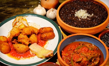 $30 Groupon for Cubana Restaurant - Cubana Restaurant in Louisville