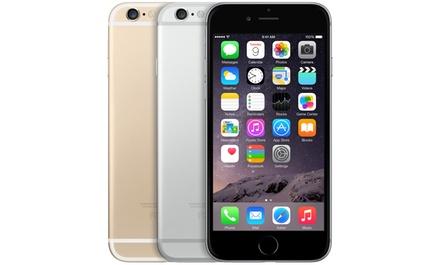Apple iPhone 6 16/64/128 Go reconditionné grade B , coloris au choix, dès 329€, livraison offerte