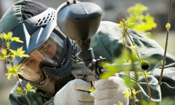 Paintball Depot - West Milford: $27 for All-Day Admission, Equipment Rental, and 500 Paintballs at Paintball Depot in West Milford ($55 Value)
