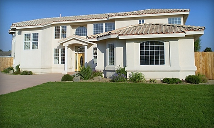 Curb Appeal of Amarillo - Amarillo: $49 for Two Hours of Landscaping from Curb Appeal of Amarillo ($120 Value)