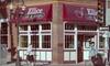 Ellice Cafe & Theatre - Spence: $7 for $15 Toward a Café Dinner or $5 for $10 Toward Lunch at Ellice Café & Theatre