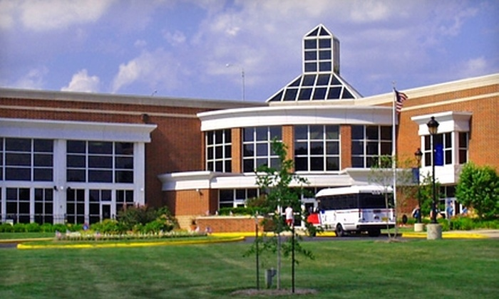 The Heights Community Center - Richmond Heights: $20 for 20 Full-Access Day Passes to The Heights Community Center (Up to $121 Value)