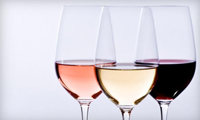 Bistro Al Vino - Centennial: Two Luxury Wine Flights or Upscale American Fare and Drinks at Bistro Al Vino in Centennial