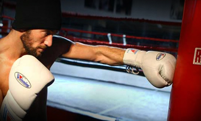 3rd Street Boxing Gym - Central East San Francisco: $30 for Three Cardio-Boxing Classes at 3rd Street Boxing Gym ($60 Value)