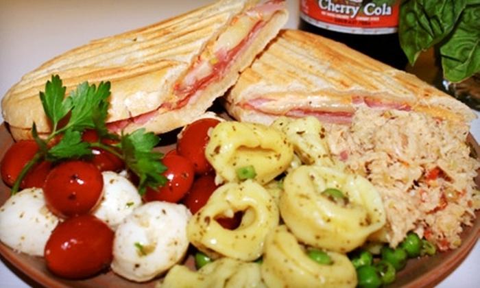 Luna's Italian Food - Tallahassee: $7 for $14 Worth of Italian Fare at Luna's Italian Food