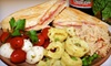 Luna's Italian Food - Tallahassee: $7 for $14 Worth of Italian Fare at Luna's Italian Food