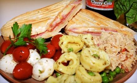 $14 Groupon to Luna's Italian Food - Luna's Italian Food in Tallahassee