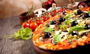 Ciao Bella Manchester: Italian Meal With Wine For Two (£12) or Four (£24) at Ciao Bella (Up to 57% Off)