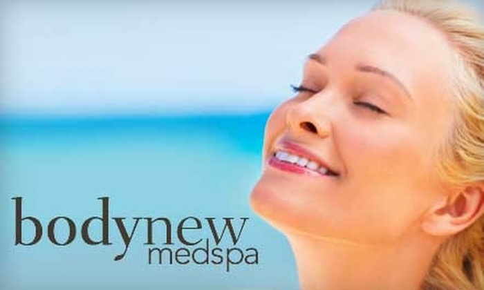 BodyNew MedSpa - South Scottsdale: $99 for Three Vivité Glycolic Chemical Peels from BodyNew MedSpa