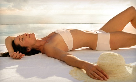 1 Customized Airbrush Spray Tan (a $55 value) - Sunsets Tanning in West Palm Beach