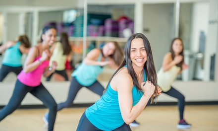 Zumba Fitness: Five or Ten Classes at The London Dance Company (Up to 88% Off)