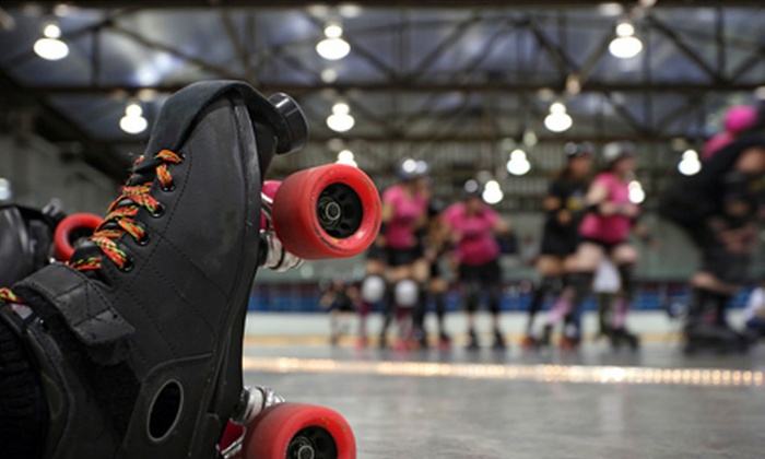 78 Skate - Loganville: Roller-Skating Package for Two, Four, or Six at 78 Skate in Loganville (Up to 69% Off)