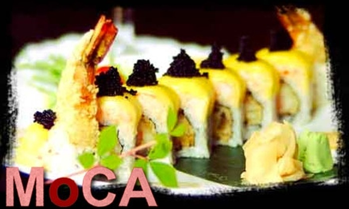 MoCA Asian Bistro - New York City: $20 for $40 Worth of Asian Fusion Fare at Moca Asian Bistro in Forest Hills