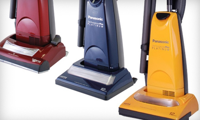 Vacuums Etc. - Multiple Locations: $125 for $250 Toward a Vacuum Cleaner at Vacuums Etc.