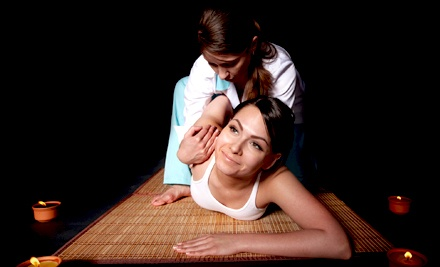 45-Minute Thai Yoga Massage (a $105 value) - Centre for Ayurveda & Indian Systems of Healing in Toronto