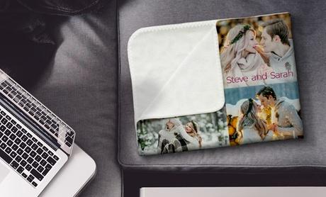 1 o 2 forros polares o mantas personalizables en formato a elegir en Photo Gifts (hasta 88% de descuento)