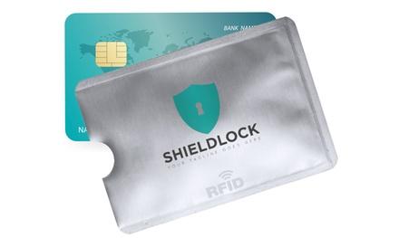 Portatarjetas con tecnología RFID