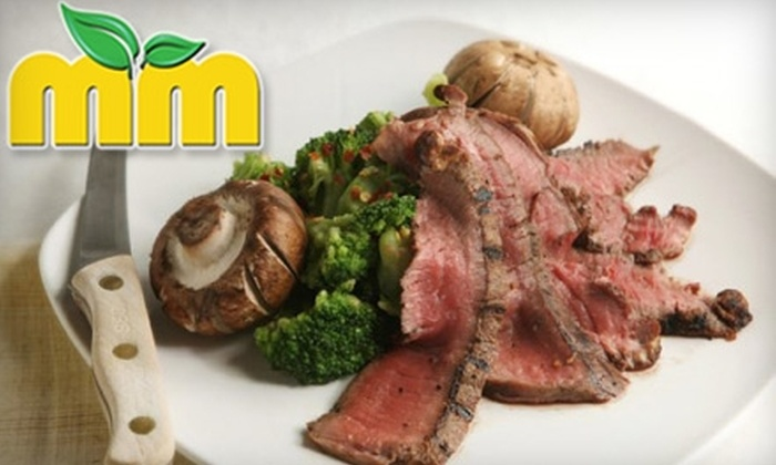 Metabolic Meals - Chesterfield: $75 for a Five-Day Meal Plan from Metabolic Meals
