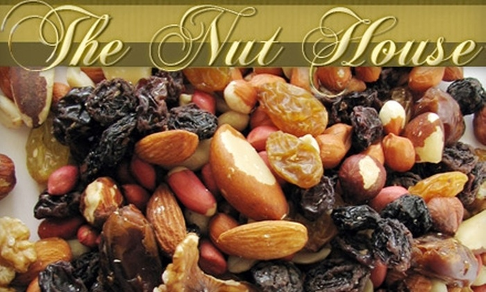 The Nut House - Westwood Fairway: $10 for $20 Worth of Nuts, Coffee, and More at The Nut House