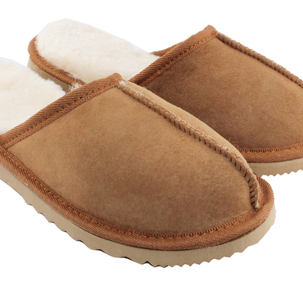 448915d20fb $39 for a pair of Bondi UGG Australia-Made Slippers for Men and Women  (Don't Pay $99.95)