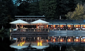 Das Restaurant Boddensee: 4-Gänge-Pfifferlings-Menü mit gebratenem Schnitzel für 1, 2 oder 4 Personen im Restaurant Boddensee (bis zu 55% sparen*)